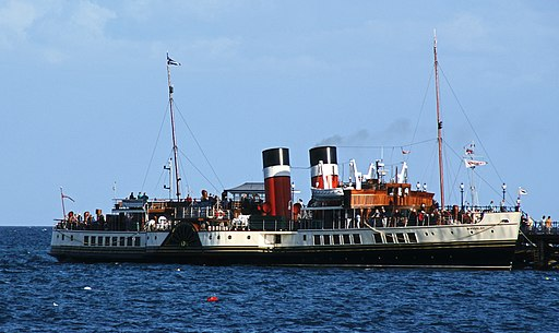 Waverley at Swanage