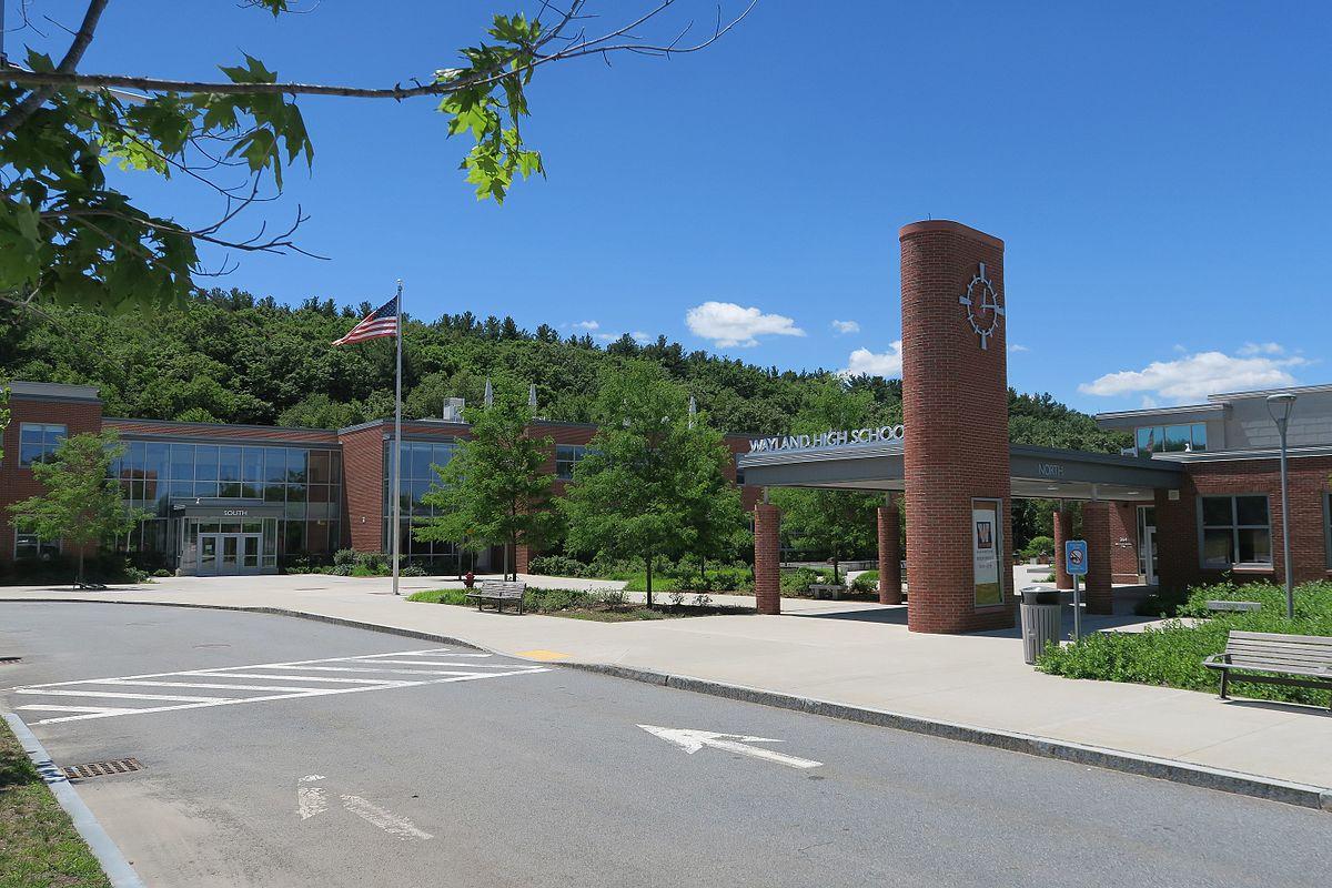 wayland high school wikipedia