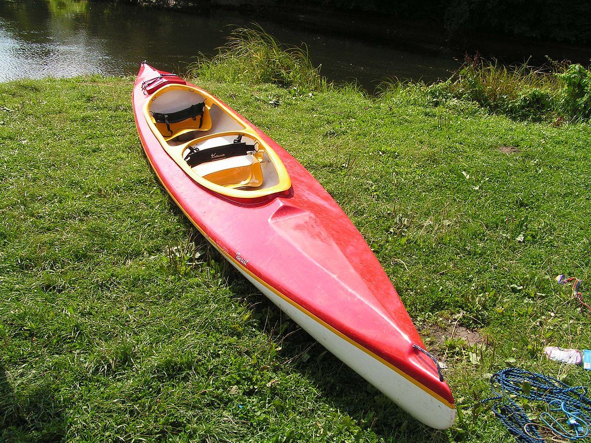 Kayak - Wikimedia Commons