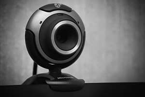 Image of a webcam.
