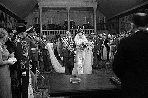 Wedding of Ahmet Zogu 1938