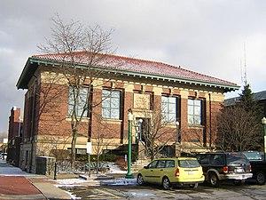 Wellington, Ohio - Herrick Memorial Library