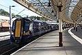 Wemyss Bay - Abellio 380016 Glasgow service.JPG