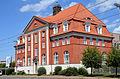 Werner-von-Siemens-Platz 1, Rudolf-Schröder-Haus , ehemals Hildesheimer Straße 7, Konsumverein Hannover (11).JPG