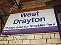West Drayton stn signage.JPG