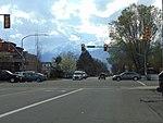 West at SR-113 & US-40 US-189 junction in Heber City, Utah, Apr 16.jpg