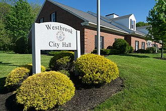 Westbrook, Maine - Westbrook City Hall