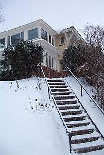 White House (Syracuse, New York) United States historic place
