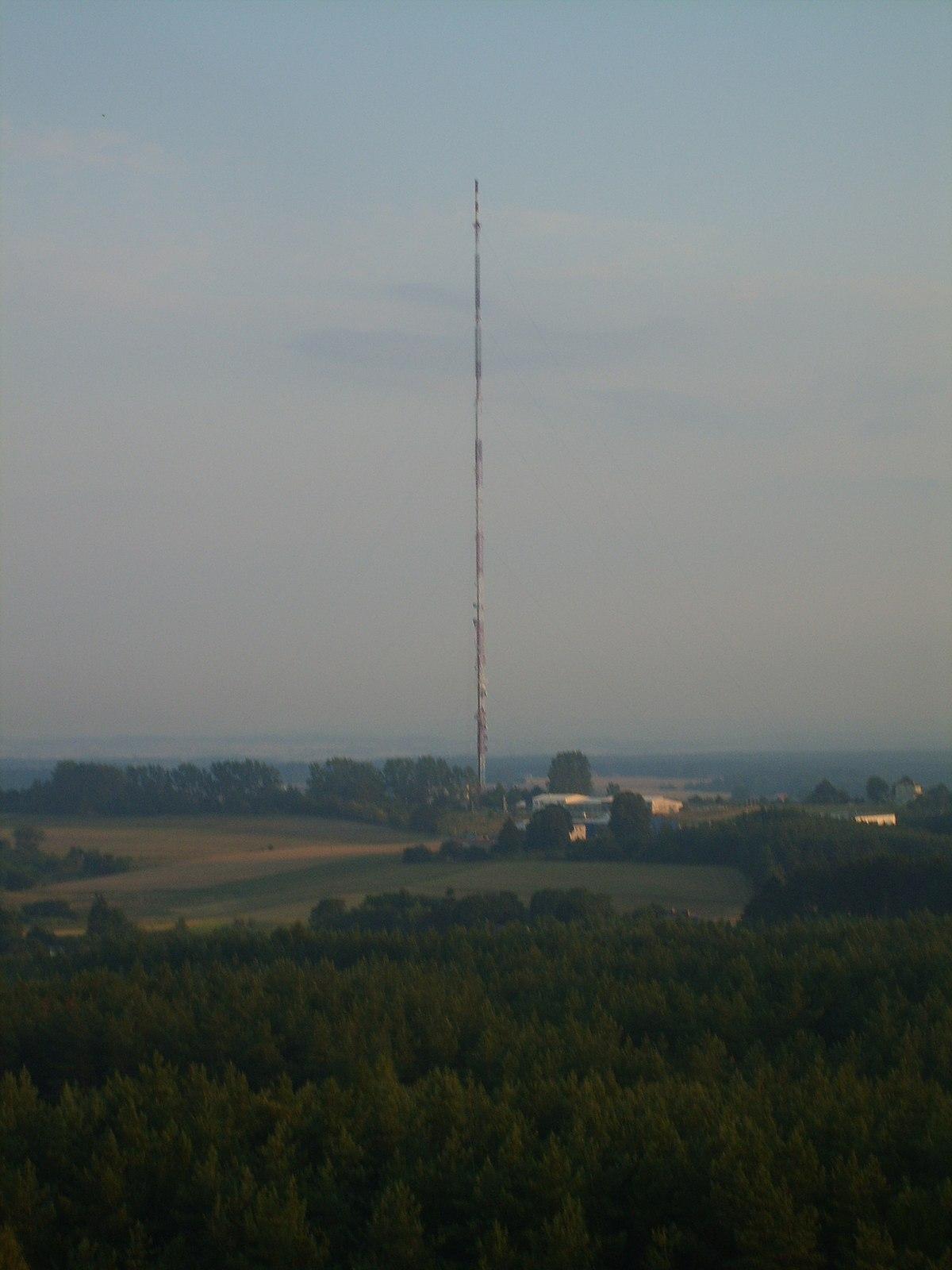 Fm and TV Mast Chwaszczyno - Wikipedia