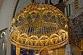 Wien - Otto-Wagner-Kirche am Steinhof - Baldachin des Altars.jpg