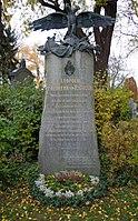 Wiener Zentralfriedhof - Gruppe 14A - Leopold von Richler.jpg