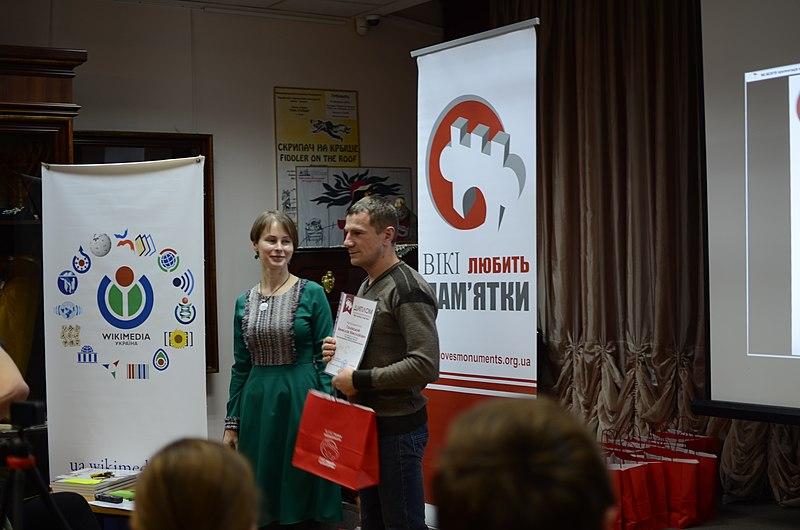 Вячеслав Галєвський, переможець у номінації «За найбільшу кількість сфотографованих пам'яток Волинської області»