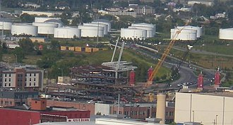 TD Ameritrade Park Omaha - Image: Wiki photos 136