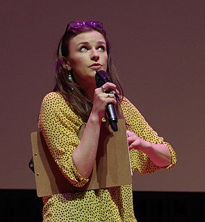 Aisling Bea Irish actress, comedienne and writer