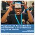 Wikimedia Conference 2018 Sharepic Nahid Sultan.png