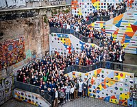 Wikimedia Summit 2019 - Group photo 4.jpg