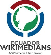 Wikimedians of Ecuador User Group Logo.jpg