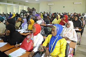 Wikipedia 15 at Fountain University, Osun state Nigeria.jpg