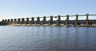 Wilbur D. Mills Dam