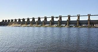 Wilbur Mills - Wilbur D. Mills Dam