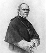 Wilhelm Emmanuel von Ketteler, 1865, bispo de Mogúncia, pioneiro da Doutrina Social católica, citado por Bento XVI na encíclica Deus caritas est.