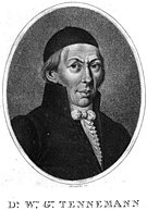 Wilhelm Gottlieb Tennemann -  Bild