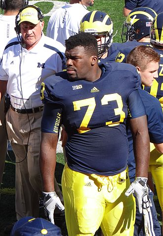 2012 Michigan Wolverines football team - Will Campbell