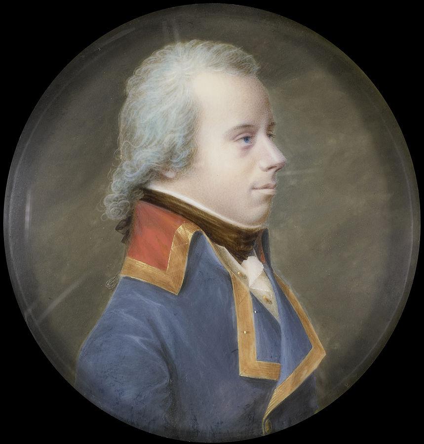 Willem George Frederik (1774-99), prins van Oranje-Nassau. Jongste zoon van prins Willem V