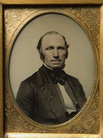 William Holcombe - William Holcombe, 1858
