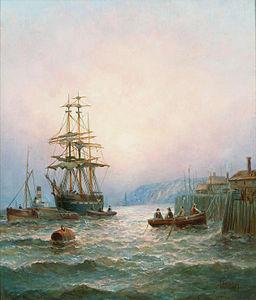 William Anslow Thornley - Dusk.jpg