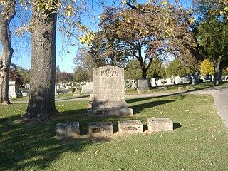 William F. Perry Monument