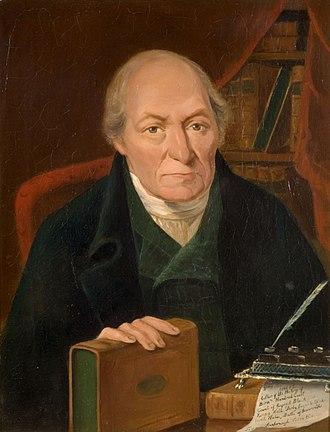 William Hutton (historian) - William Hutton, about 1780