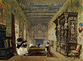 William James Müller The Drawing Room at Fontainebleau.jpg