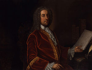 William Stanhope, 1st Earl of Harrington - William Stanhope, 1st Earl of Harrington