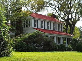 Shiloh, Harris County, Georgia - The William and Ann Copeland Jr. House is located near Shiloh. It was added to the National Register of Historic Places in 2008.