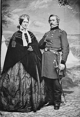 Willis A. Gorman - Willis Gorman and Martha Stone.
