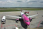 Wizzair's A320 before flight to Dubai.jpg