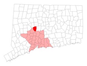 Wolcott, Connecticut - Image: Wolcott CT lg