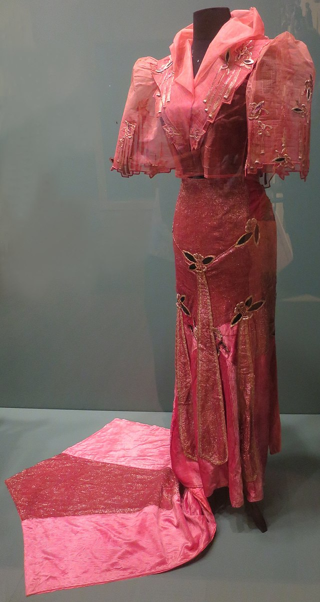 Fashion And Clothing In The Philippines Wikiwand