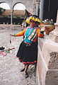 Woman in Cusco Peru with a drop spindle.jpg