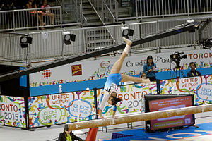 Gymnastics at the 2015 Pan American Games - Women's gymnastics at the 2015 Pan Am Games