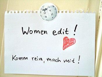 Wikipedia talk:WikiProject Women in Red - Wikipedia