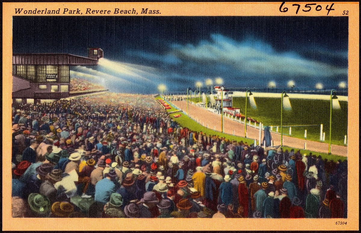 Wonderland Greyhound Park - Wikipedia