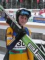 World Junior Ski Championship 2010 Hinterzarten Michaela Dolezelova 1066.JPG