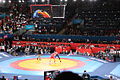 Wrestling at the 2012 Summer Olympics RUS vs. EGY.jpg