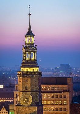 Wroclaw- Ratusz, wieza.jpg