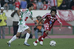 Wydad Casablanca vs Raja de Casablanca, November 16 2008-01.jpg