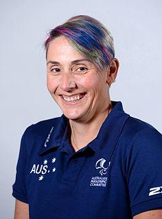 Amanda Reynolds Australian paracanoeist