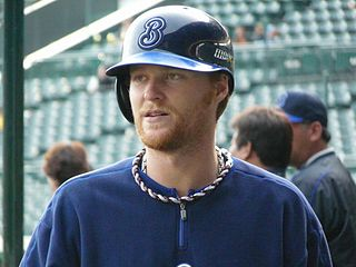 Dan Johnson (baseball) American professional baseball player