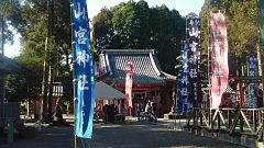 Yamamiya Shrine Anraku 2012.JPG